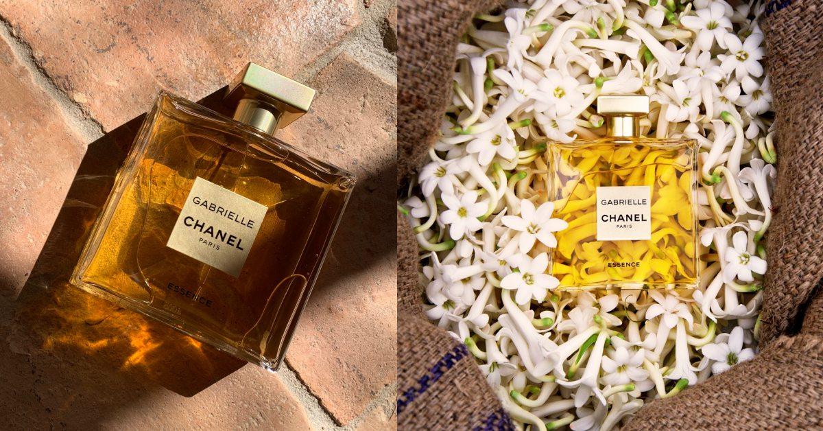 全新香奈兒「嘉柏麗琉金香水」亞洲也買得到了!宛如陽光灑落的溫暖氣味,瓶身美得像藝術品