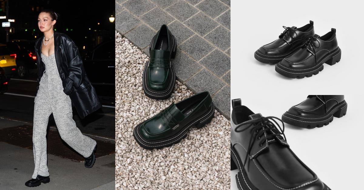 小CK「增高厚底鞋」推薦Top5!Gigi Hadid私著也狂愛,超模同款只要3000元有找