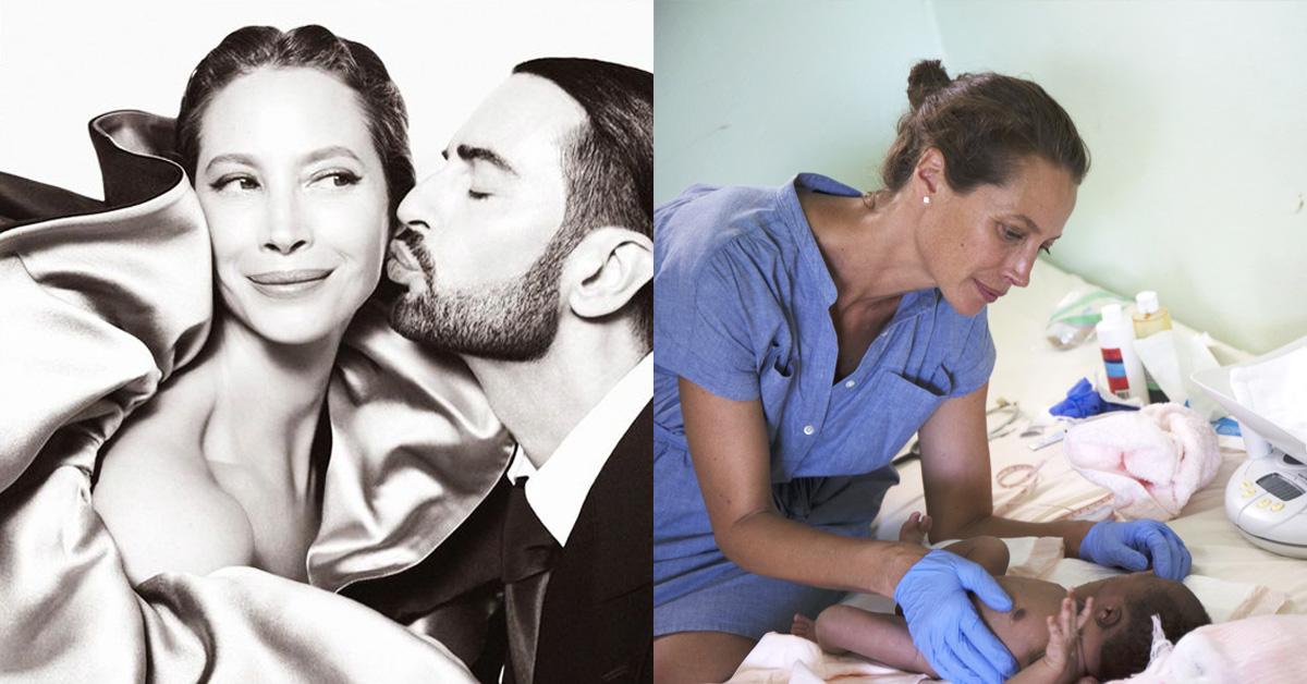 【克編雜記】慈善、攻碩士、助產婦健康,從Christy Turlington身上,我們看見真正的「超模」風範!