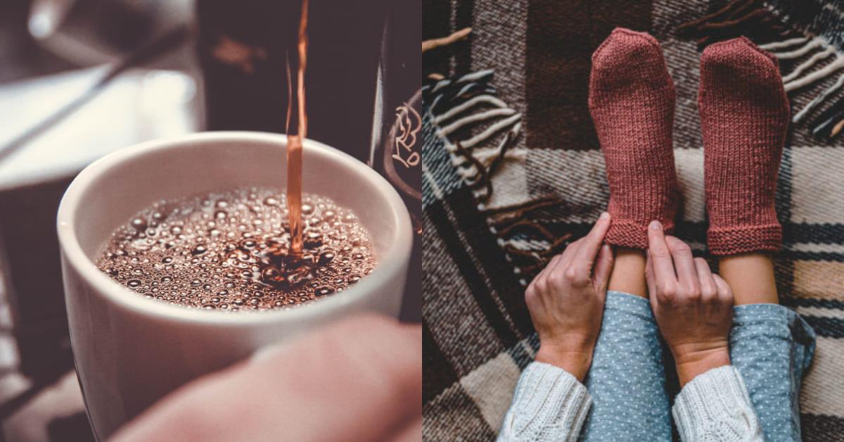 保暖食物怎麼吃?營養師教你「自暖系飲食法」,熱咖啡、熱茶竟暗藏高熱量陷阱