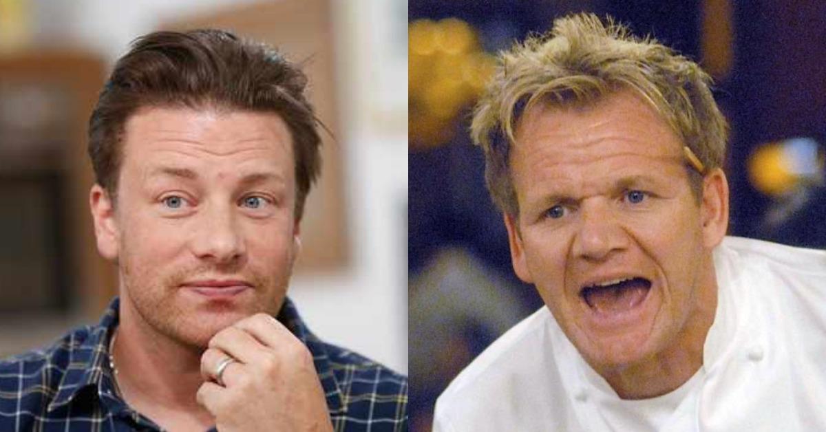 「地獄主廚」戈登心目中最糟的廚師不是對手傑米奧利佛?兩大廚神互槓始末大公開