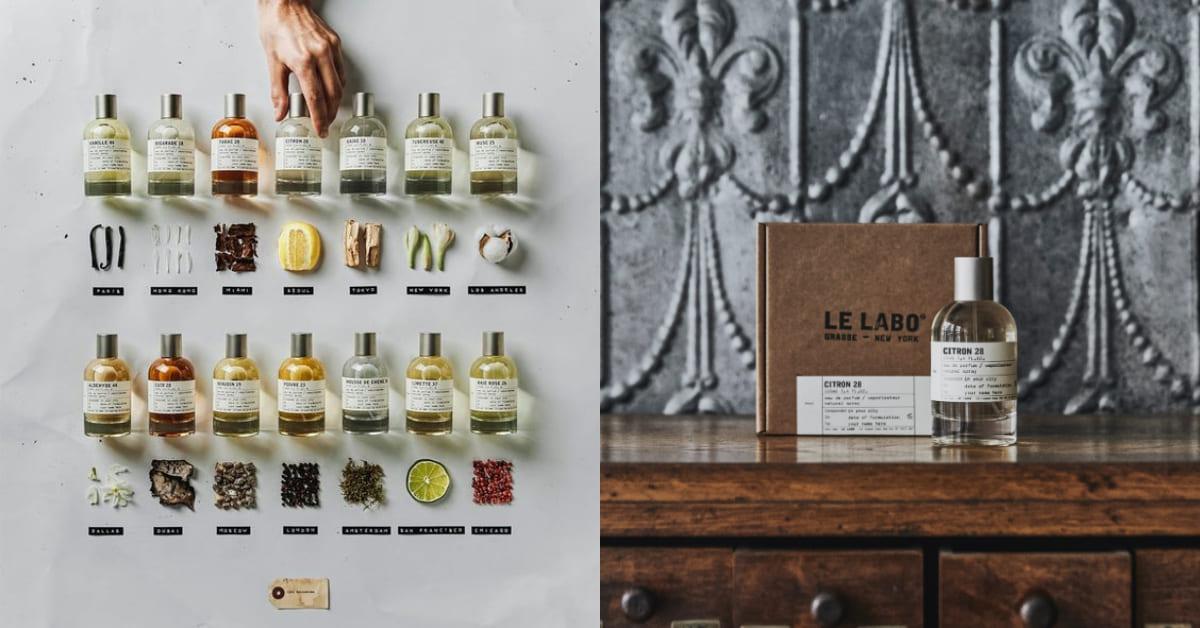 LeLabo都市香水系列下一站–首爾!東大門、韓劇歐爸、狎鷗亭到底聞起來怎樣?