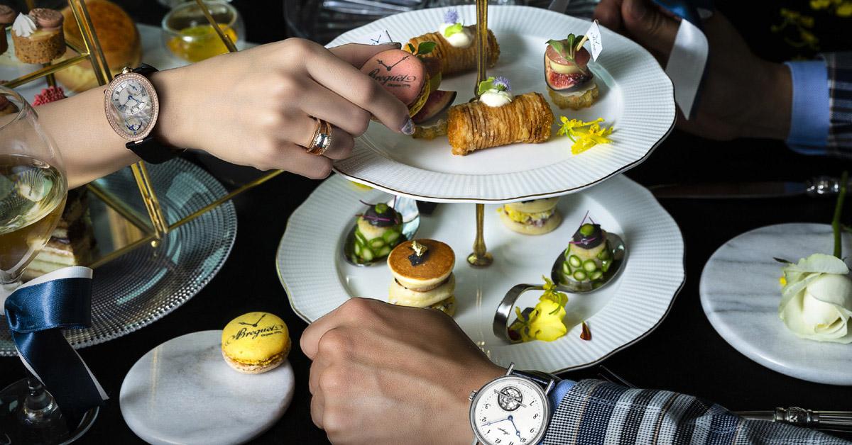 全台地表最「高」 法式絕美風華午茶