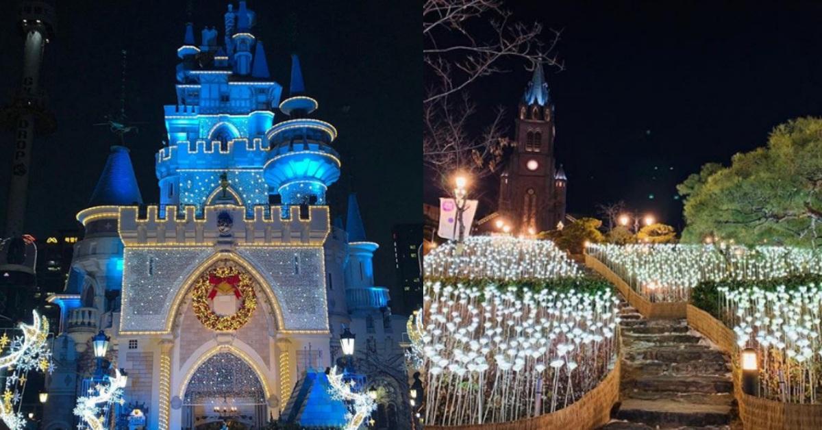 聖誕節去哪裡?韓國夢幻燈海TOP5,讓你感受濃濃耶誕氣氛
