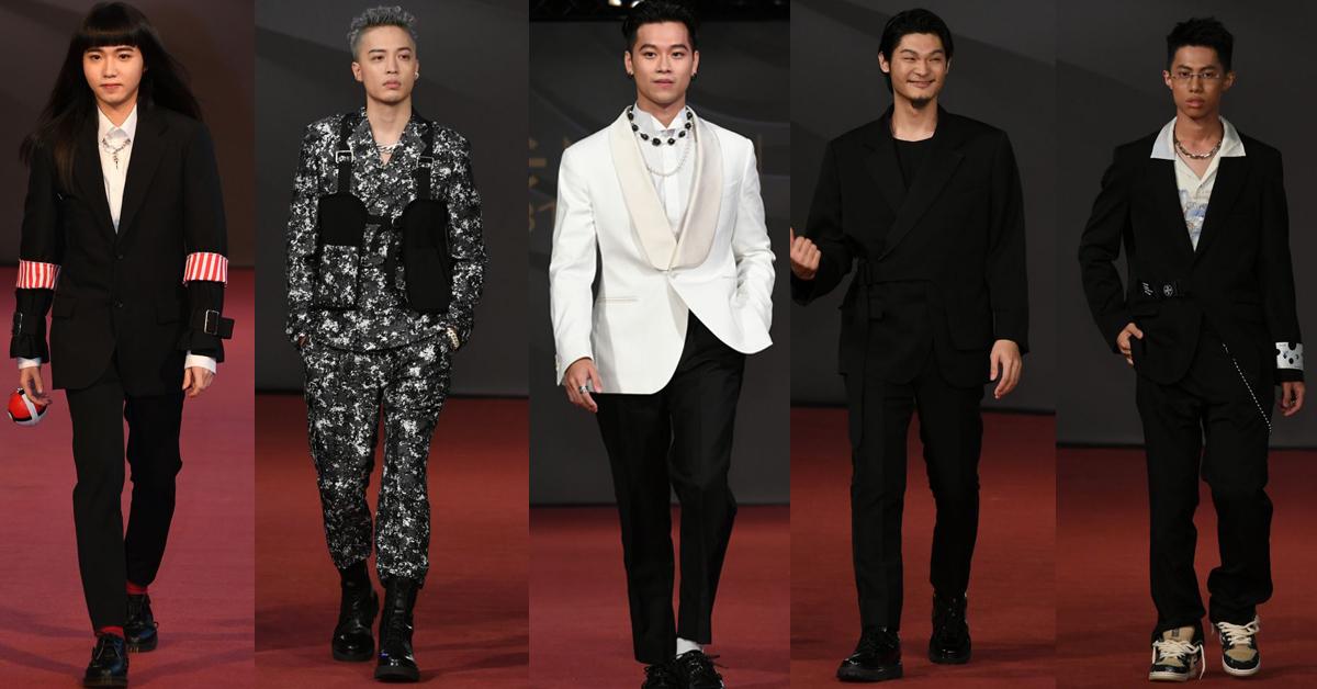 【金曲31】星光大道紅毯9帥!Leo王、高爾宣、吳青峰、J.Sheon…帥氣踏紅毯,多樣穿搭風格驚豔眾人!