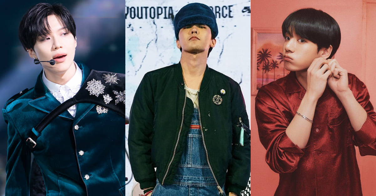 GD力拼BTS誰第一 ?外國網友票選「2020 K-Pop天王!,BTS五人全進榜!