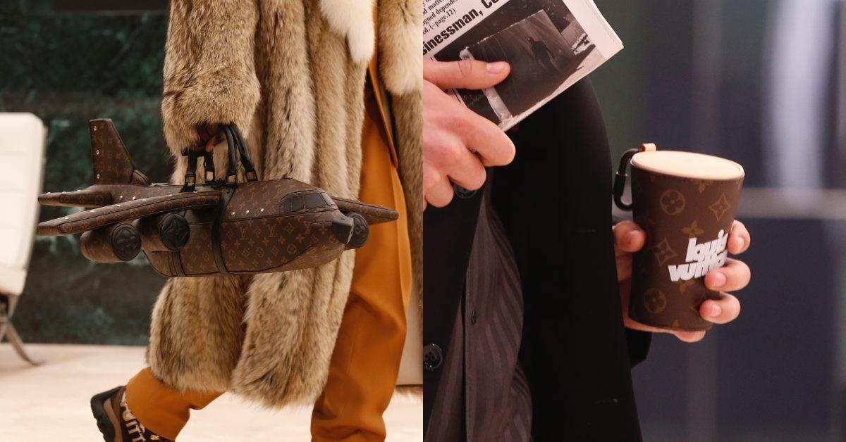 LV 2021秋冬包包推薦搶先看 !老花繼續紅,飛機包、咖啡杯小包...男生女生都要搶