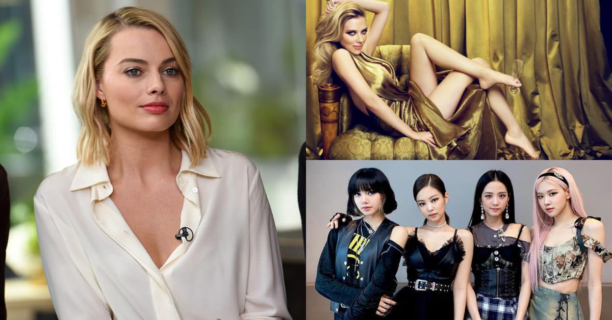 全球百大美女2020排行榜!BLACKPINK全數進榜,冠軍臉蛋號稱黃金比例
