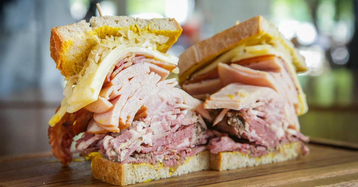 把紐約上城的美味搬來台北信義區,快到1 Bite 2 Go親身體驗紐約客們的日常食尚