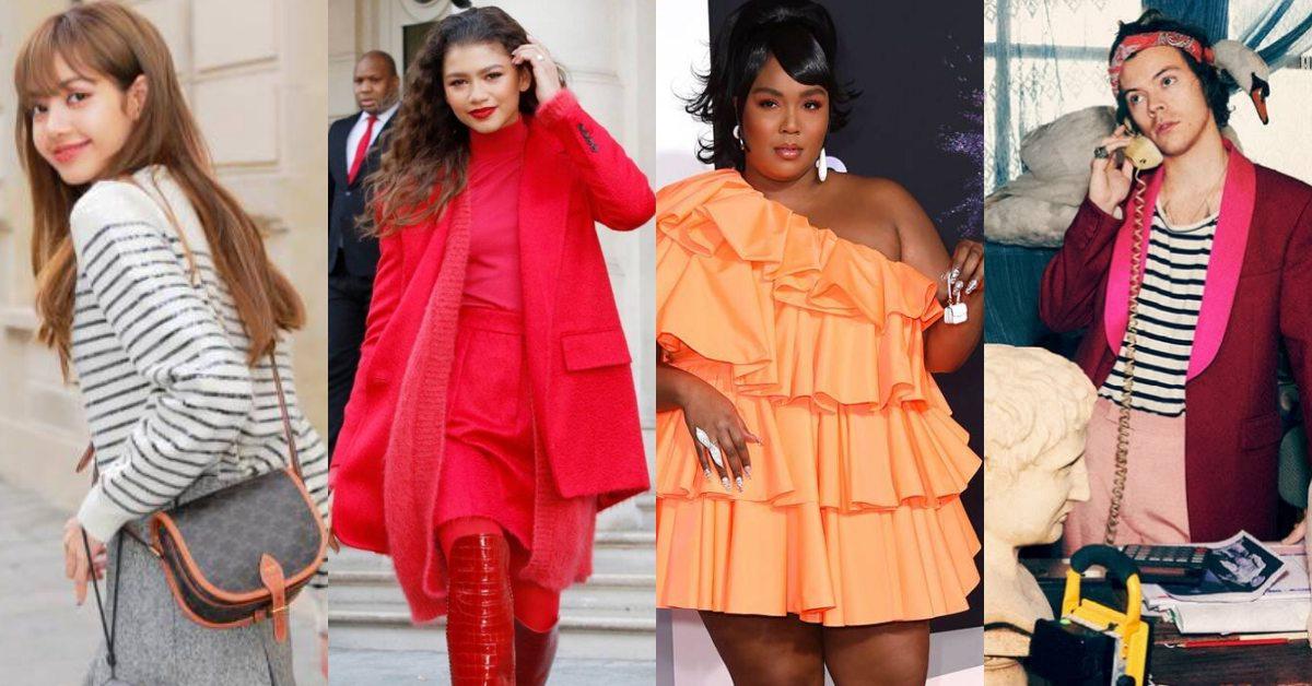 【2019大小事】2019年10個最具影響力的時尚名人!這些新Icon意味著什麼?