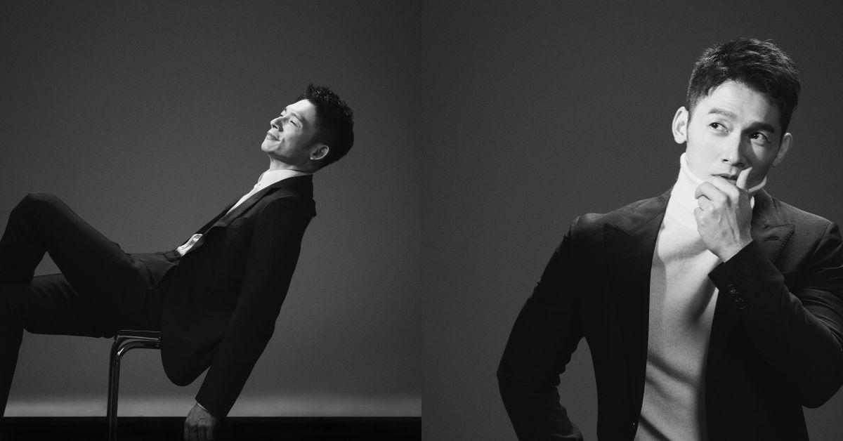 專訪|演員就跟上班一樣,溫昇豪「我選了比較適合的方式過日子,我從不後悔選擇當一名演員。」