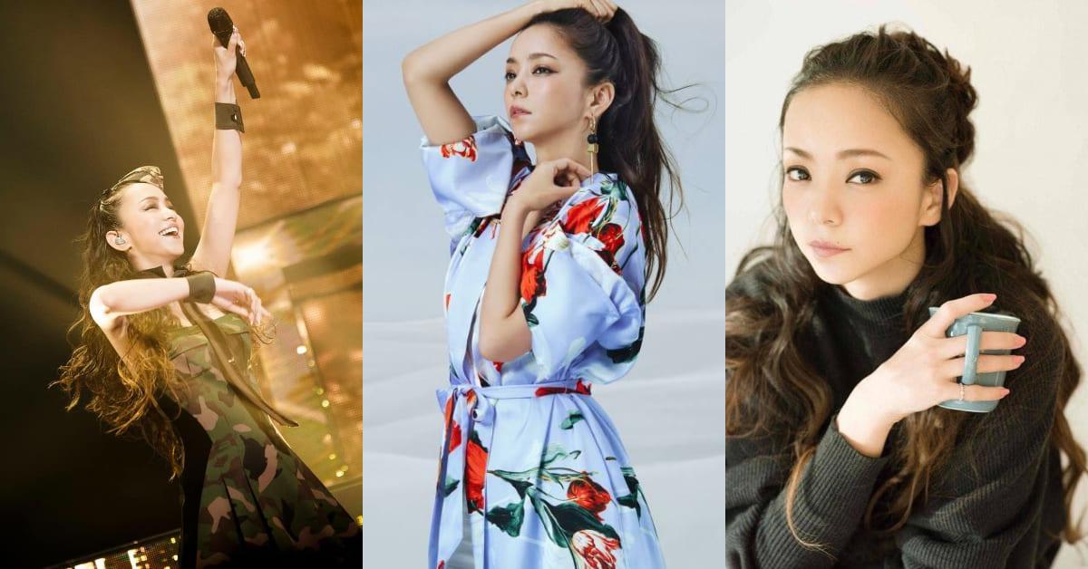 安室奈美惠44歲生日快樂!「日本流行女神」7大金句,引退3年仍舊是歌迷心目中的女王