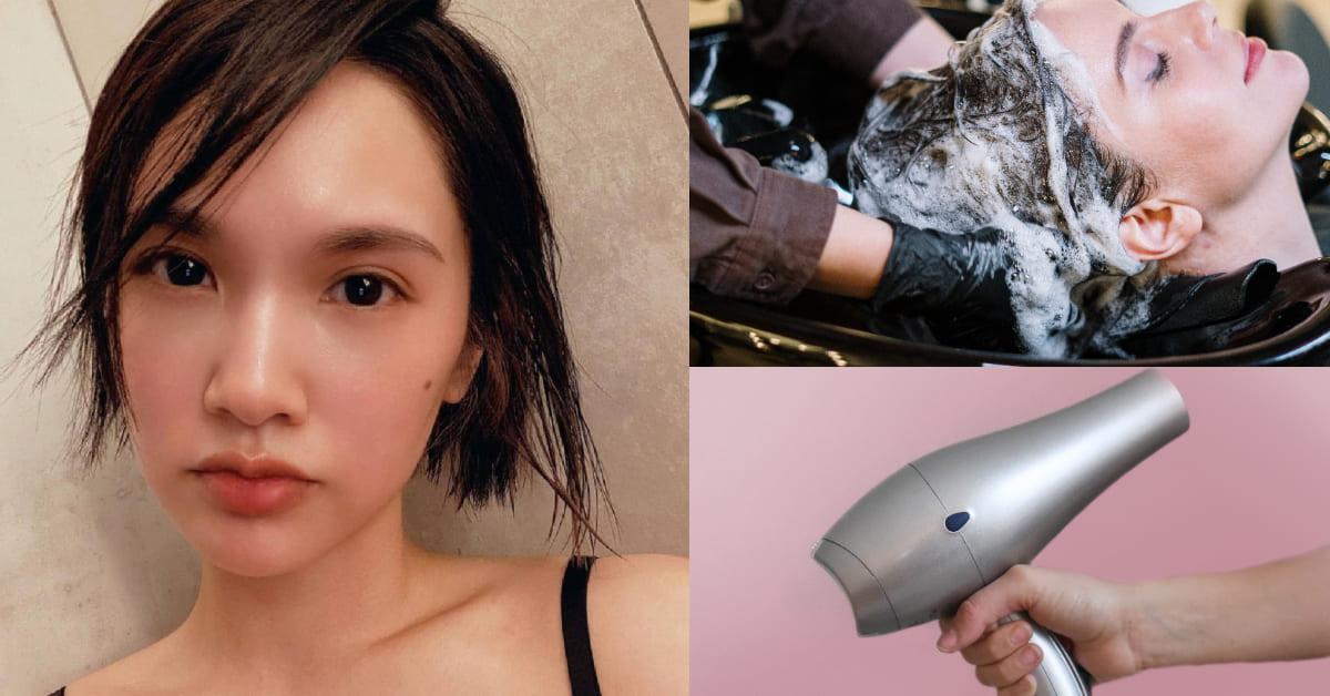 洗頭正確方式掌握8個技巧!要有2瓶洗髮精輪流用,別跟90%的人犯相同錯誤!