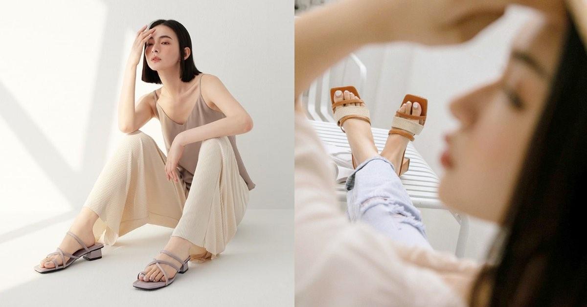 涼鞋挑選要看腳型?寬腳掌選夾腳,肥腳背選穆勒鞋可顯瘦,4大腳型買鞋技巧一次看!