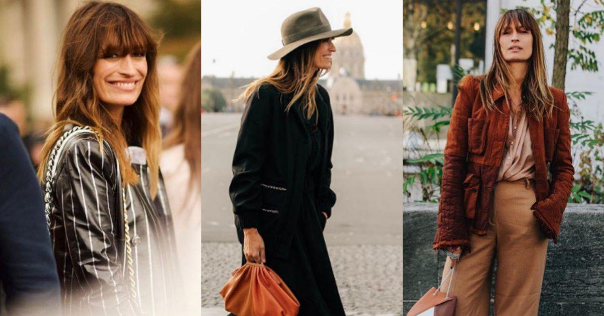 想擁有法國女人的時髦風格?那你一定要先認識模特兒兼知性作家Caroline de Maigret