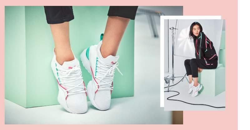 糖果系配色會不會太可愛!這雙撞色「小白鞋」準備要讓妳荷包失血