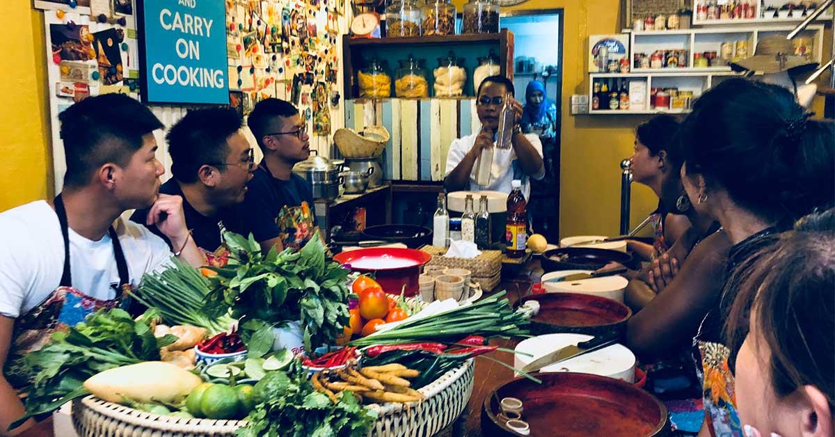 【伊康專欄】從飲食漫遊泰國!曼谷烹飪學校讓你體驗在地味