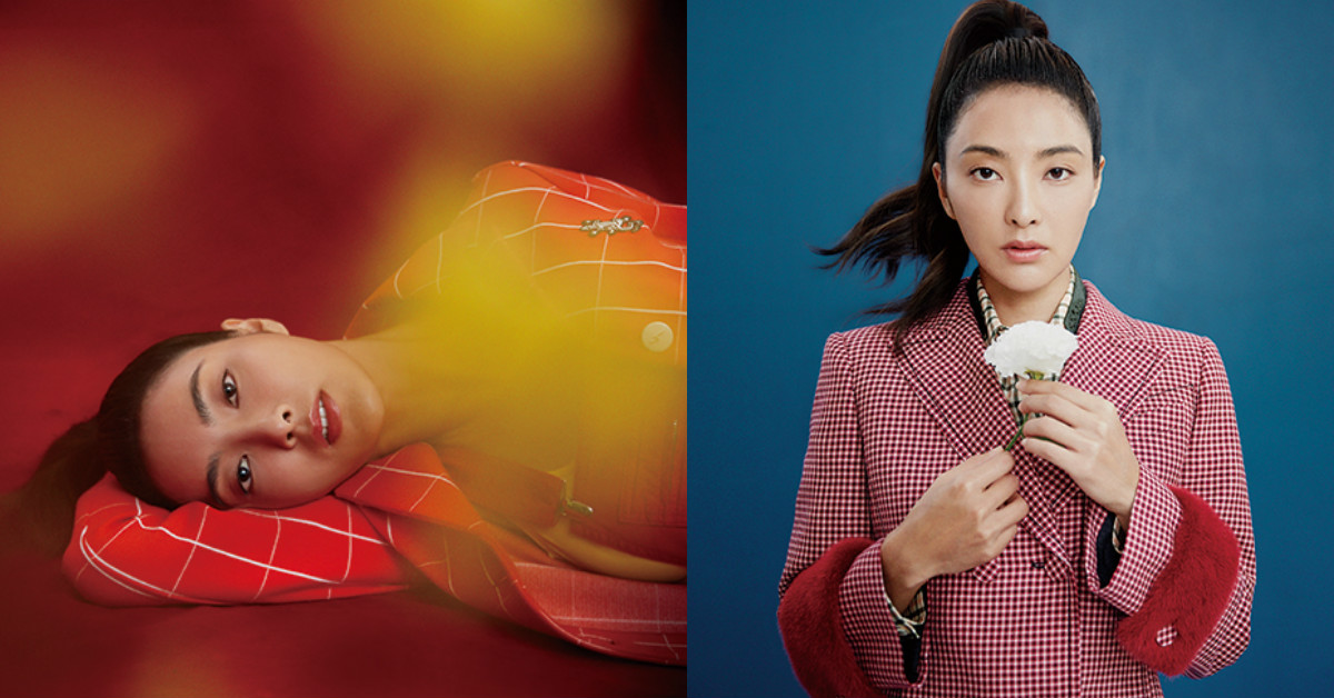 不只是曹格老婆,更是媽媽界的時髦icon!吳速玲:「從不會用年紀限制自己,只要畫面不違和就勇於嘗試。」