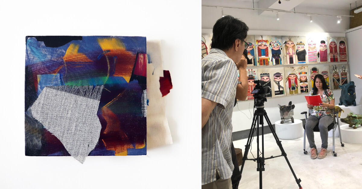 2020亞洲最大藝術盛事!台北國際藝術博覽會,10/23-26世貿登場!