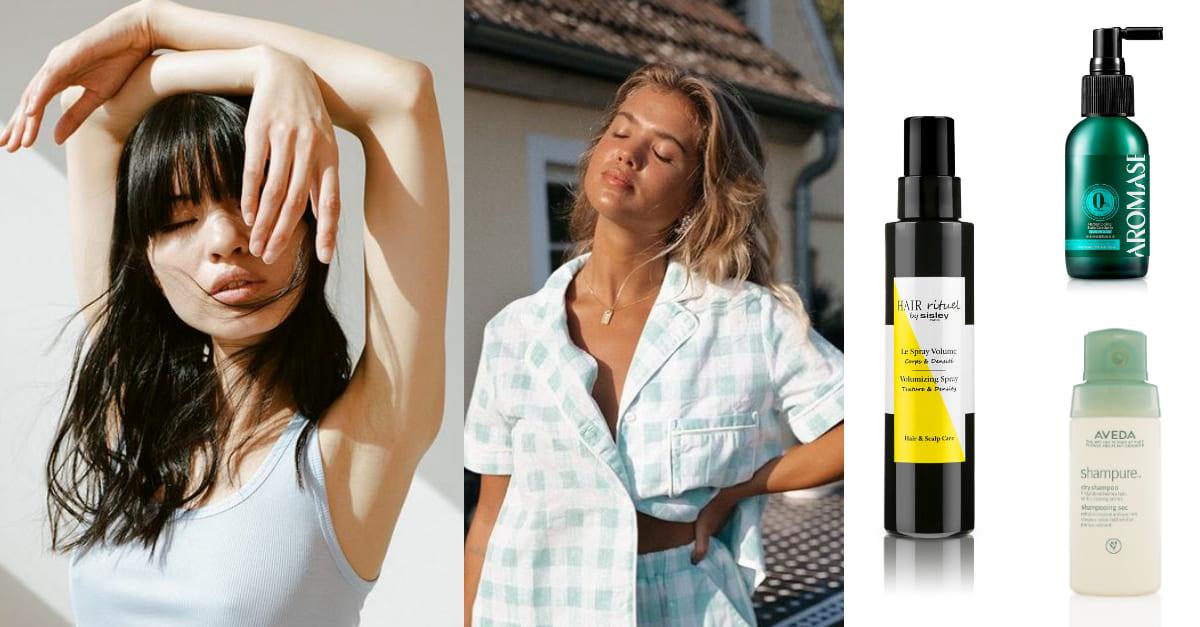 就是不想洗頭!網路激推5款油頭急救法寶,出門前3秒用這個比乾洗髮還厲害!