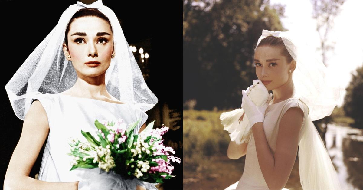 還沒找到妳的命定婚紗?經典女星們都選這幾款,讓妳在婚禮變女神