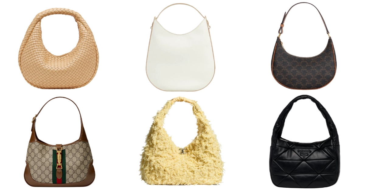 2021包包推薦「Hobo流浪包」!Chanel、Gucci、LV... 竄升春夏IT包榜首