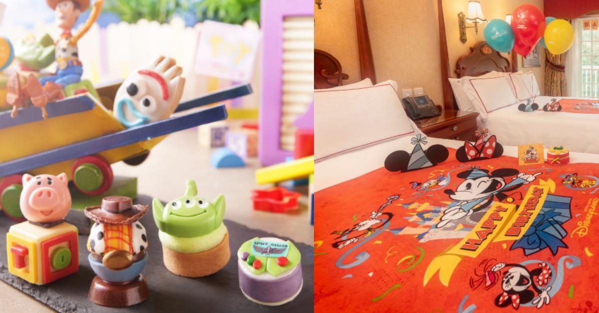 《玩具總動員4》上映前玩一波!香港「迪士尼反斗夏日」美食、房型太吸引人