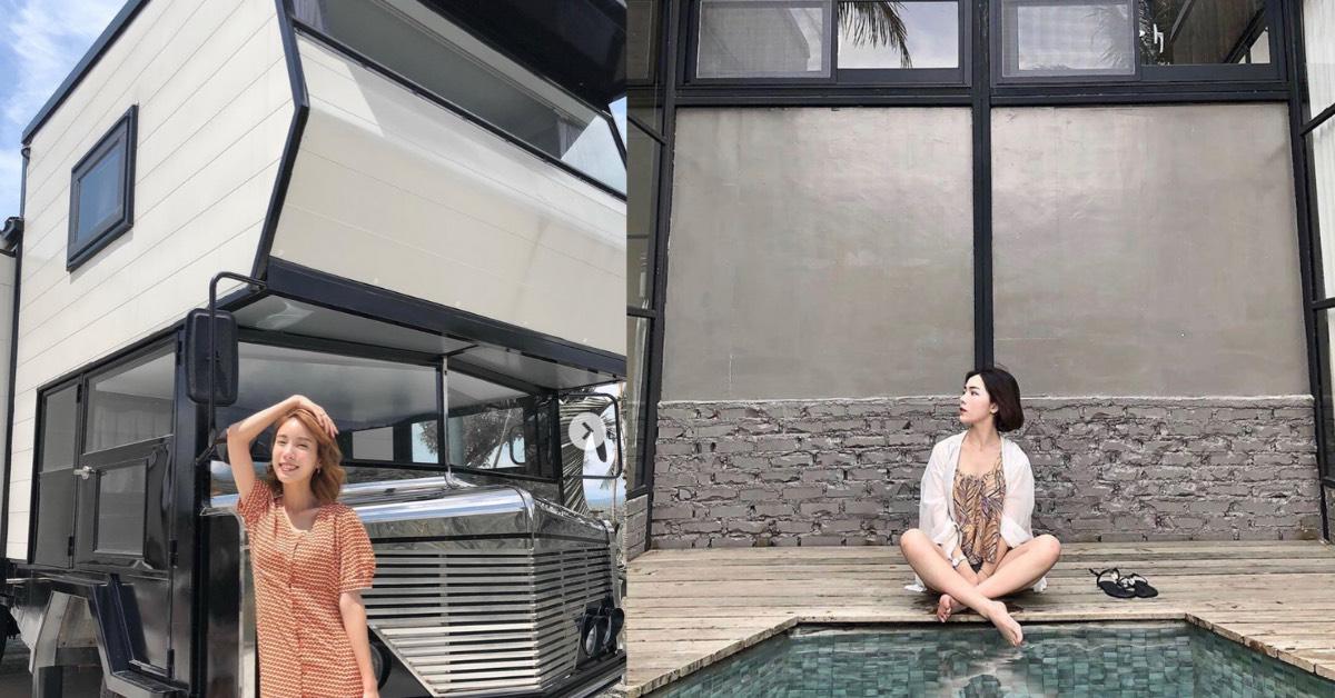 東台灣6間「高質感民宿推薦」!鄉村小木屋、方塊玻璃屋,享受慢活生活零距離