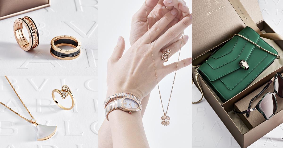 寶格麗珠寶母親節推薦4大系列,B. Zero1戒指最經典,Fiorever花朵項鍊太迷人!