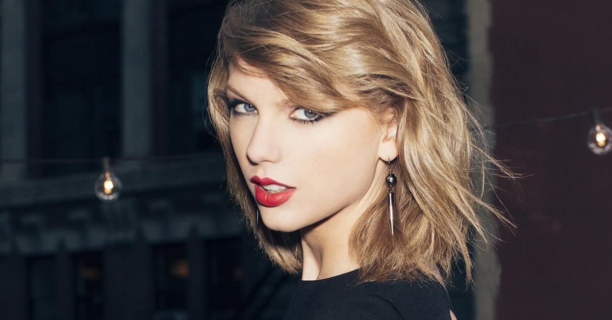 Taylor Swift每段感情都有主題曲,這次推出三首甜蜜新歌外,一同細數那些為前男友寫的歌