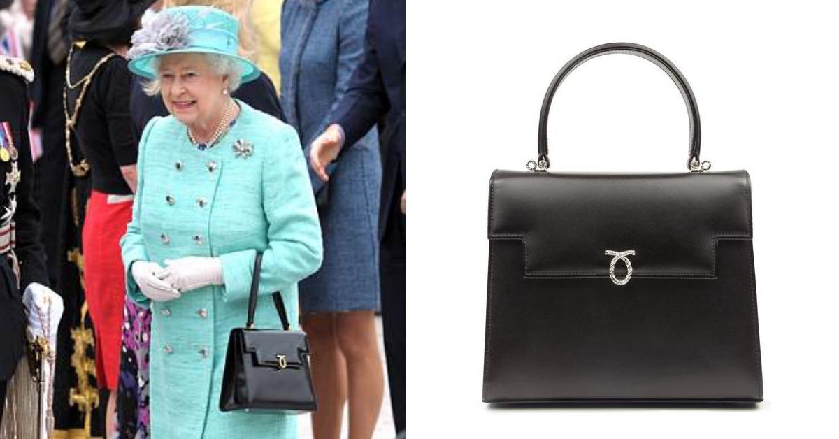 女王用這個包「50年」了!讓她擁有超過200個的Launer到底有何魅力?