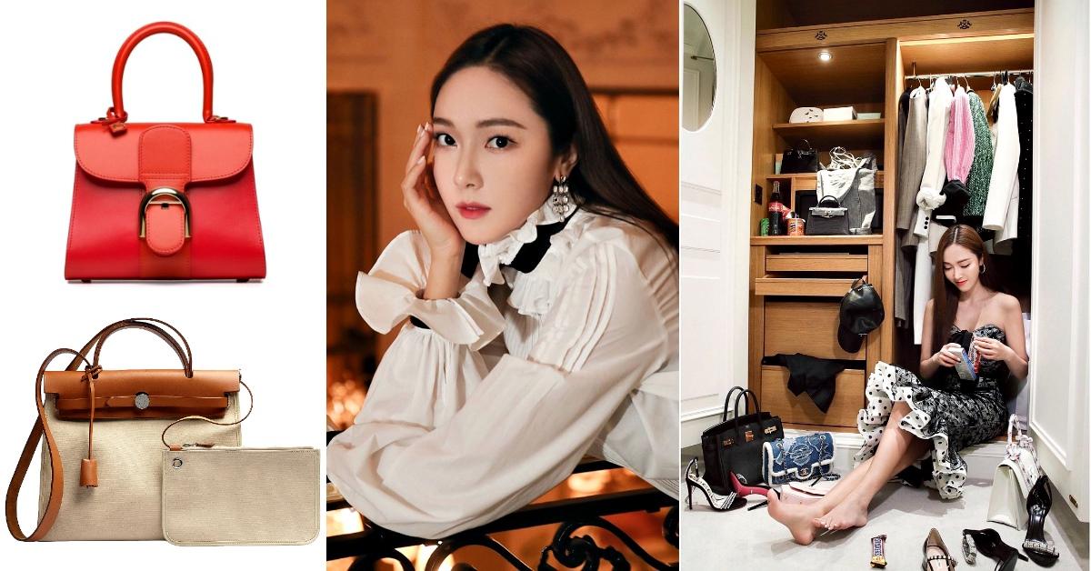Jessica首度公開個人夢幻衣櫥!激推「這兩款」公事包,出鏡率最高的西裝外套還有它