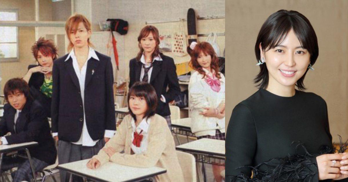 回憶殺《東大特訓班》續集2020登場!長澤雅美從學生升格母校老師,當年主演會回鍋?