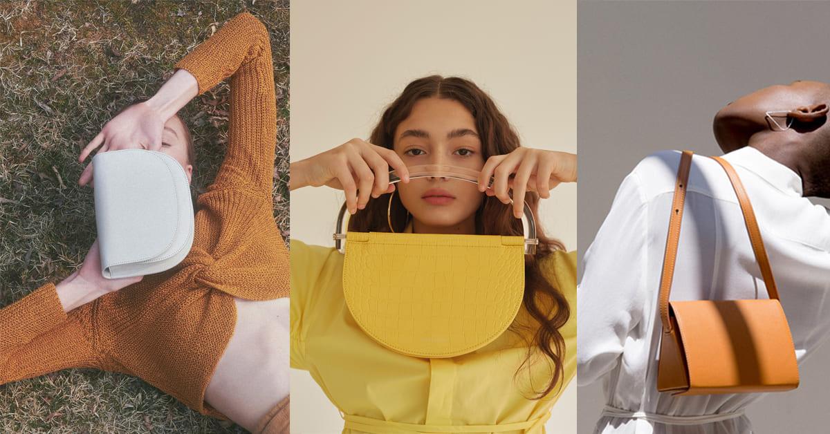 極簡小包控必看!4個小資女超好入手的韓國千元設計品牌包款,連韓星都愛不釋手