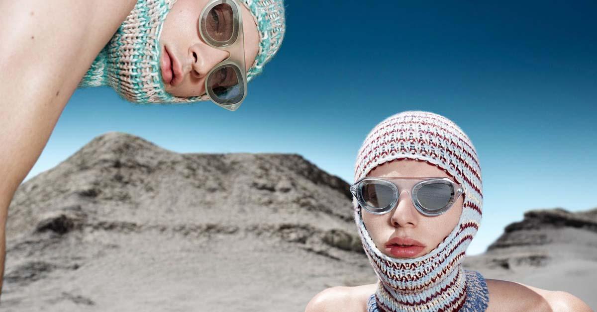 (7) Raf Simons上任後便大刀闊斧改革Calvin Klein整個品牌風格,連每一季的廣告也不例外。