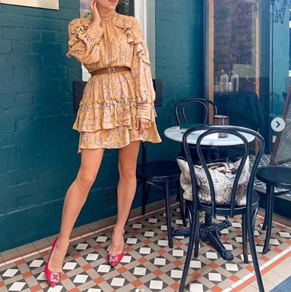 (8) Manolo Blahnik,這一因《慾望城市》而竄紅、自此成為名媛貴婦及時尚型女們搶翻天的的頂級鞋履品牌。