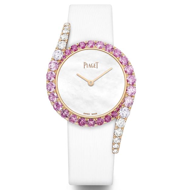 腕錶推薦「粉紅色」Top 14!Cartier、Tiffany、Chanel...Rolex這只「Oyster Perpetual」男朋友也會來搶-1
