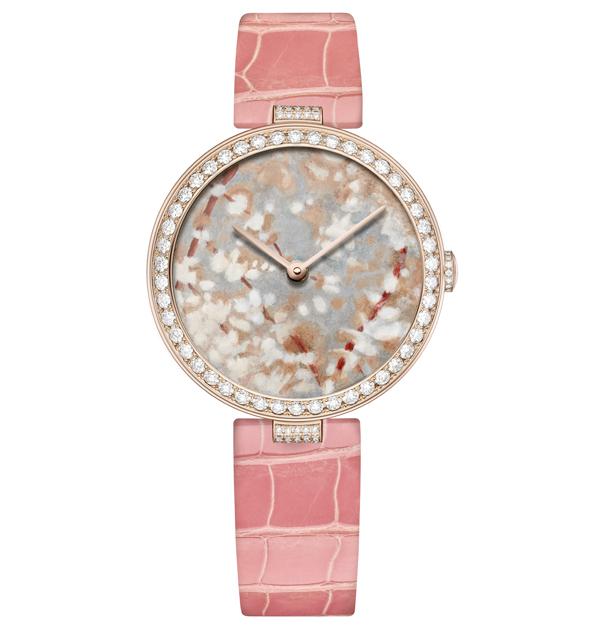 腕錶推薦「粉紅色」Top 14!Cartier、Tiffany、Chanel...Rolex這只「Oyster Perpetual」男朋友也會來搶-12