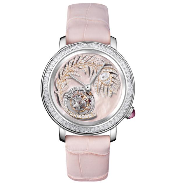 腕錶推薦「粉紅色」Top 14!Cartier、Tiffany、Chanel...Rolex這只「Oyster Perpetual」男朋友也會來搶-7