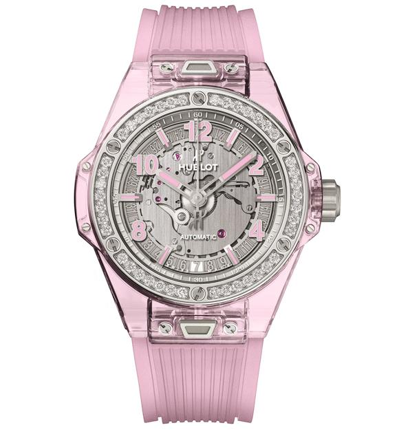 腕錶推薦「粉紅色」Top 14!Cartier、Tiffany、Chanel...Rolex這只「Oyster Perpetual」男朋友也會來搶-13