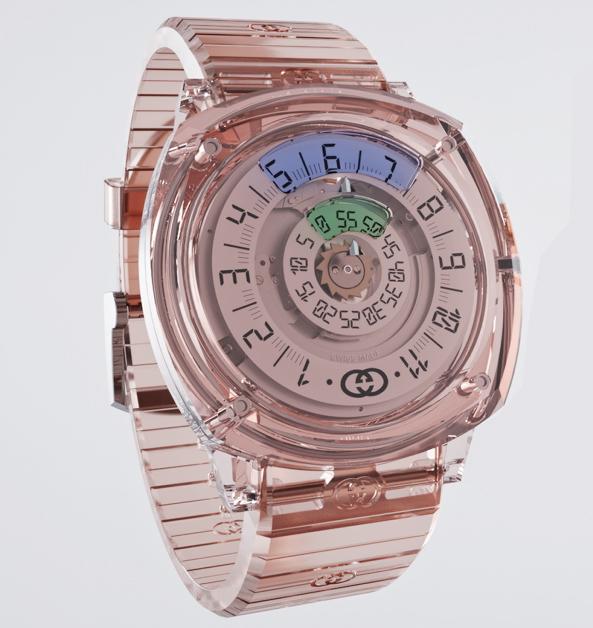 腕錶推薦「粉紅色」Top 14!Cartier、Tiffany、Chanel...Rolex這只「Oyster Perpetual」男朋友也會來搶-14