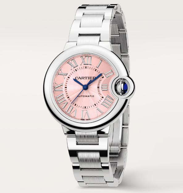 腕錶推薦「粉紅色」Top 14!Cartier、Tiffany、Chanel...Rolex這只「Oyster Perpetual」男朋友也會來搶-3