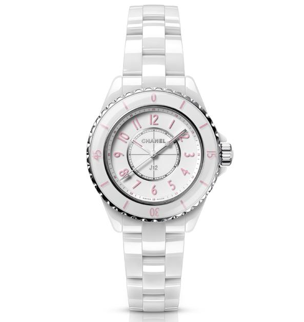 腕錶推薦「粉紅色」Top 14!Cartier、Tiffany、Chanel...Rolex這只「Oyster Perpetual」男朋友也會來搶-4