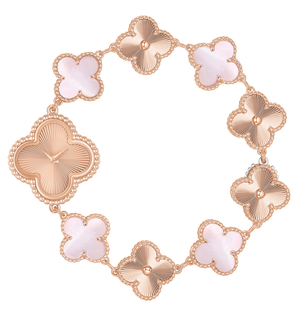 腕錶推薦「粉紅色」Top 14!Cartier、Tiffany、Chanel...Rolex這只「Oyster Perpetual」男朋友也會來搶-5