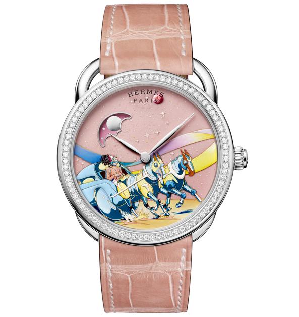 腕錶推薦「粉紅色」Top 14!Cartier、Tiffany、Chanel...Rolex這只「Oyster Perpetual」男朋友也會來搶-9