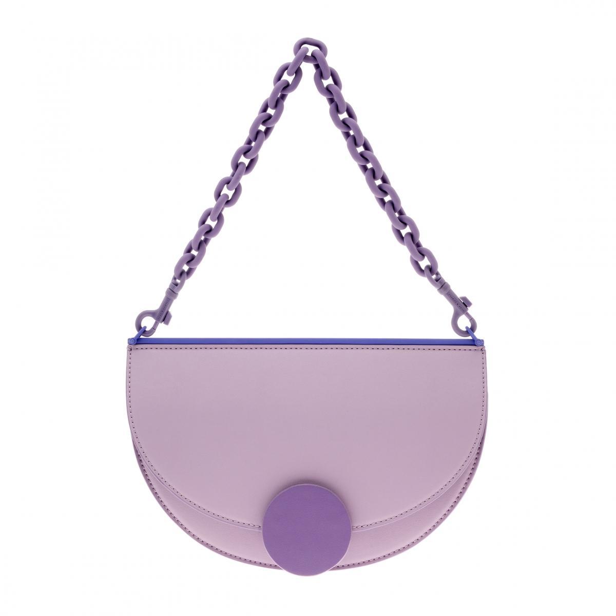 Charles & Keith包包紫色系推薦Top 6!水桶包 、小方包 、幾何翻蓋半圓包...全部3000元有找!-3
