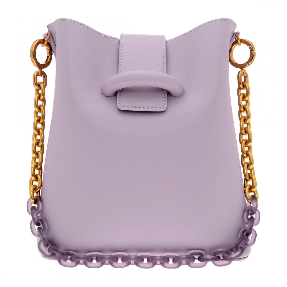 Charles & Keith包包紫色系推薦Top 6!水桶包 、小方包 、幾何翻蓋半圓包...全部3000元有找!-1