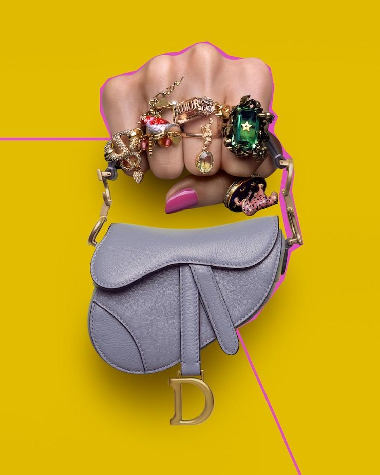 Dior經典包迷你登場!馬鞍包、蒙田包....BLACKPINK智秀、 Jessica到孫芸芸撞包也OK!-0