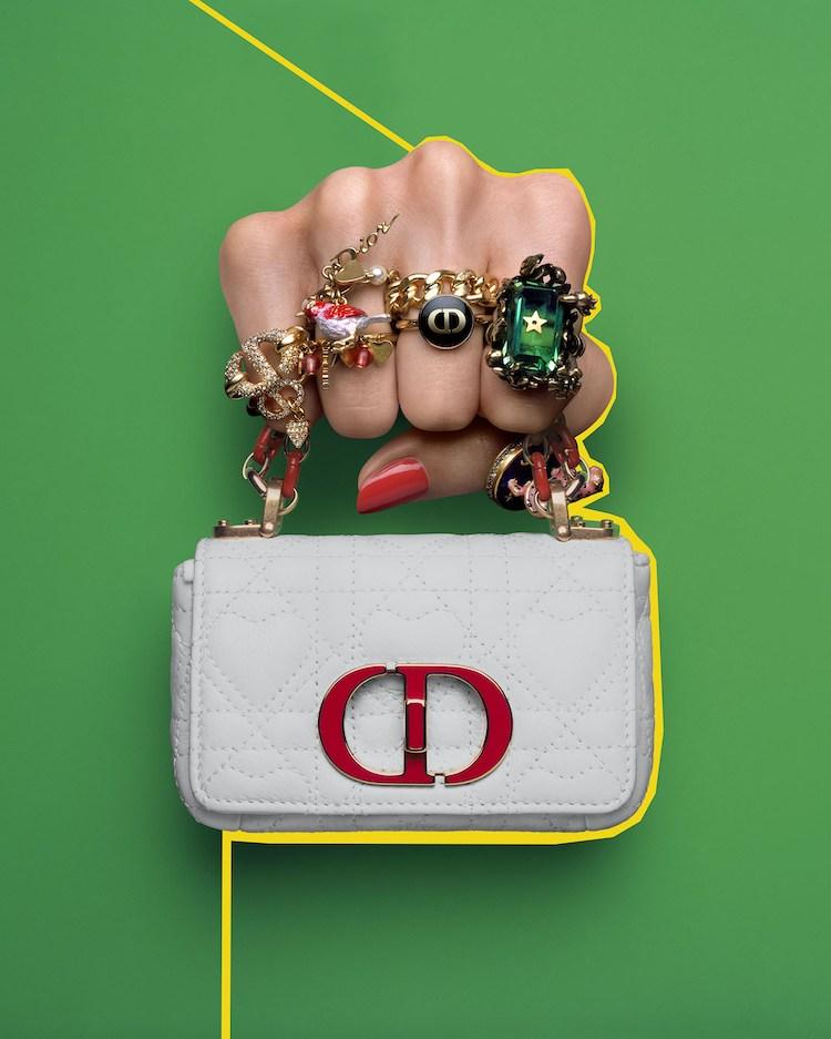 Dior經典包迷你登場!馬鞍包、蒙田包....BLACKPINK智秀、 Jessica到孫芸芸撞包也OK!-4