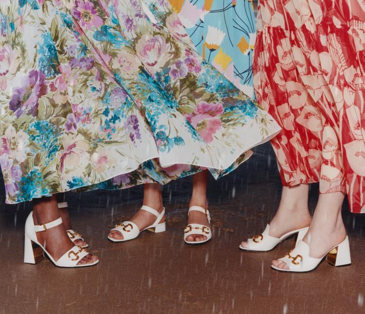 Gucci防水鞋粉絲瘋搶 !漁夫帽  、編織托特包、印花洋裝....5大「夏日精選」 單品限量登場-2